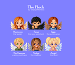 Maximum Ride Dolls :The Flock: by simplyeffortless