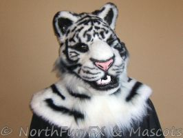 White Tiger Mask by sjgarg