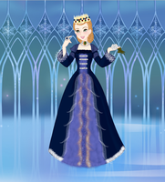 Medieval Fashion: Anne Neville by kaybay2323