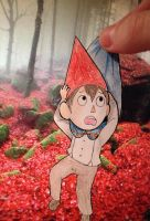 Wirt paperchild is not amused by longestdistance