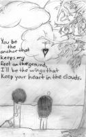 Hearts and Anchors by Alone-In-The-Crowd