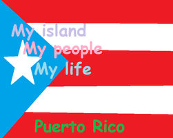 Puerto Rico by LiliCreator