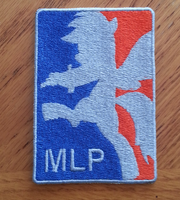 MLP Doorbuster Patch by EthePony