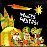 Felices Fiestas by zarzo