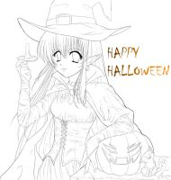 Happy Halloween by Crysa