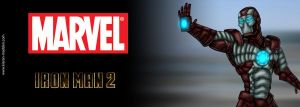 Iron Man 2 Banner by Kmadden2004