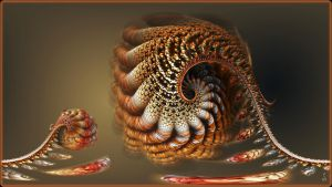 Spiraling Out Of Chaos by Len1