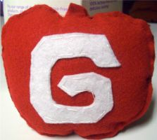 A is for.....G-Dragon? WIP by soribanana18