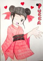 pucca love by kary22