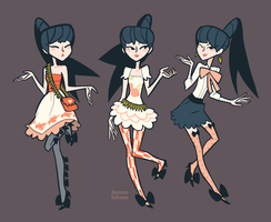 99 Outfits by oxboxer