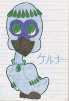 OC Jewelpet Keruna by Alice-of-Africa