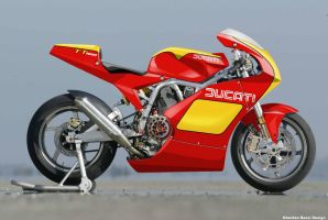 DUCATI TT 1000 RACING by obiboi