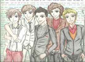One Direction Got That ONE THING by kahochanlenkunlovers