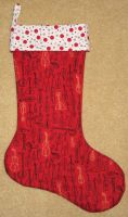 Musical Stocking 4 my Brother by Groovygirlsuzy17
