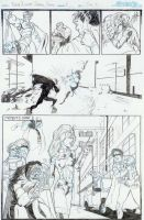 Teen Titans sequential pg3 by RadPencils