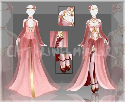 (CLOSED) Adopt Auction - Outfit 5 by cathrine6mirror
