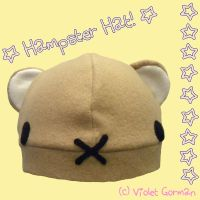 Hampster Hat by MikilofSouthern