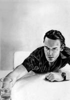 Fassbender by bloofeesh