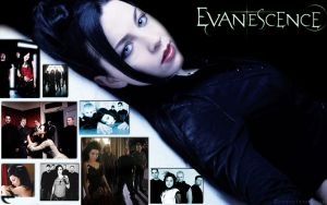 Evanescence Wallpaper by chocolatepuppy