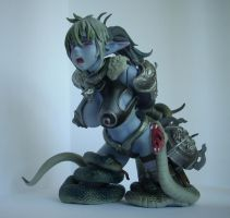 Echidna figurine by ras-blackfire