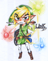 Toon LINK by G0966