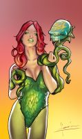 Poison Ivy by Kernkraft89