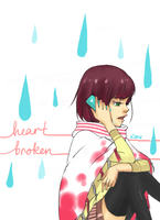 heartbroken by kimusensei