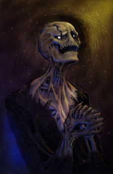 W.D. Gaster by Hahli1994