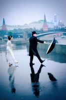 moscow wedding by irina-paley