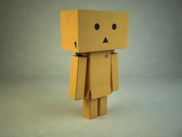 Danbo by lzooml