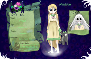 Hiems Mansion Reference Sheet: Nakigoe by NeroDox6