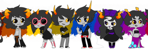 boom all my fantrolls by MalisJuju
