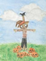 scarecrow by superfreak333