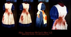 Alice : American McGee's v.2 by taeliac