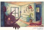 Gabriel's Roommates by Endless-Ness