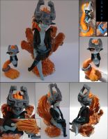 Midna Figure by tenpieces