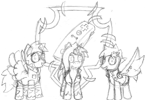 CMC Metal Theme by WingedKnight7
