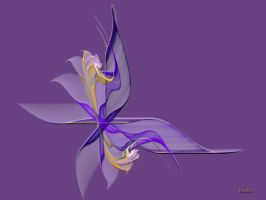 Butterfly Orchid by patrx