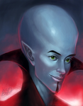 Megamind by Burnished9
