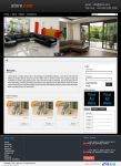 Estore Home Page by gopalb