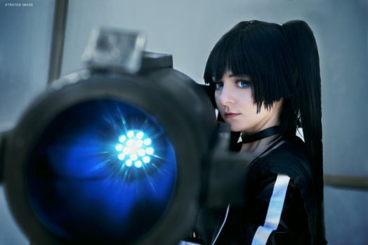 Black Rock Shooter by MarinyanCosplay