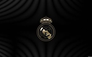 Real Madrid black and gold WP. by sjdvda