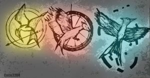 The Mockingjays by Coco2204