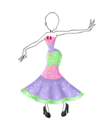 Winx Club: Ballgown Adoptable by ShimmeringMagic