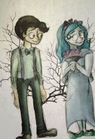 Little Emily and Victor by Paulycat