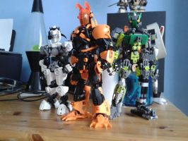 bionicle: what comes with age by CASETHEFACE