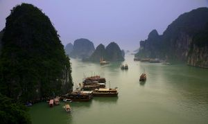 Halong from above by Suppi-lu-liuma