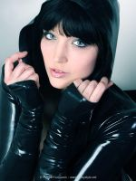 My Rubber Hoodie by kinkystyle