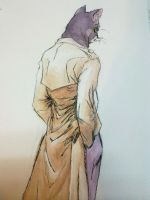 Blacksad by ShiroDarkicer