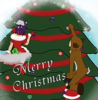 ESO Christmas 2011 by StardustFawkes